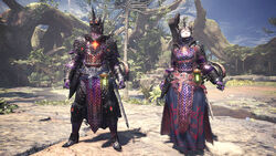 MHW-Zorah Magdaros Gamma Armor Screenshot 001