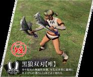 ? Dual Swords