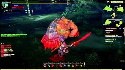 Monster Hunter Online - Ghost Caeserber (Solo Long Sword)