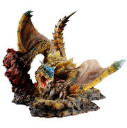Capcom Figure Builder Creator's Model Tigrex 006