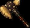 MHP3-Felyne Weapon Render 039