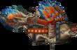 MHP3-Heavy Bowgun Render 013