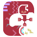 MHO-Red Khezu Icon
