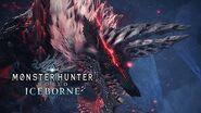 Monster Hunter World Iceborne - Stygian Zinogre
