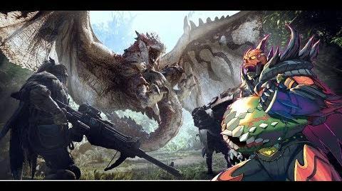 "Monster Hunter World - Rathalos Solo Run - Charge Blade - 12 05"""