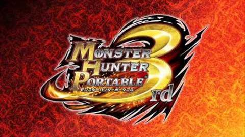 Monster Hunter portable 3rd WARNING BGM part 1