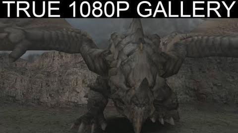 21 - Volcanic Leader 1080p Gravios グラビモス - Monster Hunter Freedom Unite Gallery MHFU