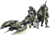 MHW-Charge Blade Equipment Render 001
