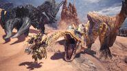 MHWI-Black Diablos and Tigrex screenshot 001