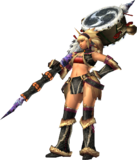 FrontierGen-Hunting Horn Equipment Render 001