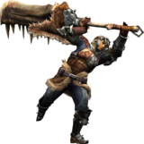 MH3: Weapons