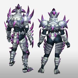 FrontierGen-Divol Armor 002 (Both) (Back) Render