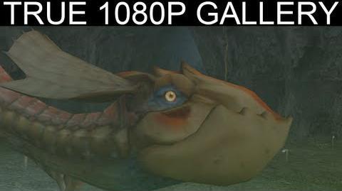 04 - Behold the Kut-Ku! 1080p Yian Kut-Ku イャンクック - Monster Hunter Freedom Unite Gallery MHFU