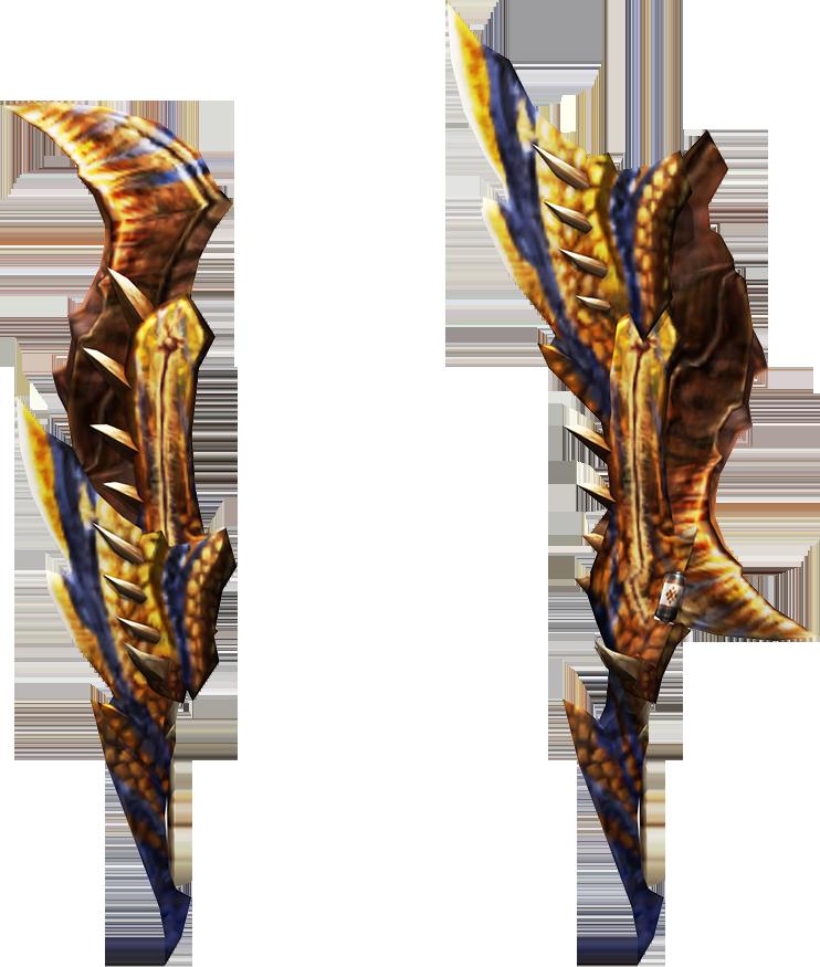 Monster keenbone mhgen