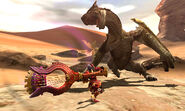 MH4U-Brute Tigrex Screenshot 006