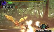 MHGen-Hyper Gold Rathian Screenshot 004