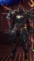 Hornetaur β Armor (MHW)