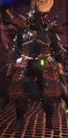 Rathalos α Armor (MHW)