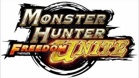 Monster Hunter Freedom Unite - Raging Sandstorm (Desert music)