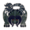 MHW-Black Diablos Icon