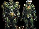 Vangis Armor (Blademaster) (MH3)
