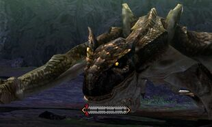 MH4U-Brute Tigrex Head Break 001