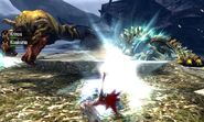 MH4U-Zinogre and Furious Rajang Screenshot 006