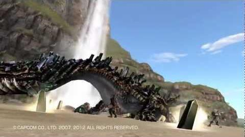 New Monster Hunter Monster - Kuarusepusu (2nd Teaser)