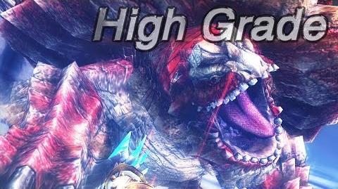 【MHF-G】HGE『オディバトラス』行ってみた!【High Grade Edition】