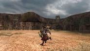 MHF1-Great Arena Screenshot 003