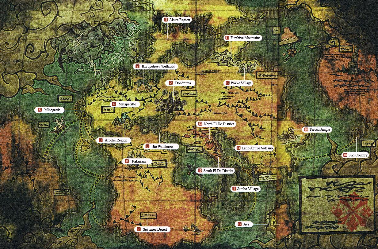 World of Monster Hunter | Monster Hunter Wiki | FANDOM powered by