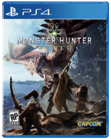 Box Art-MHW PS4