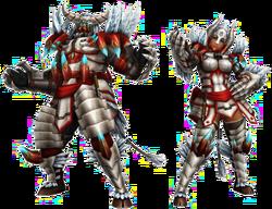 FrontierGen-Disu G Armor (Blademaster) Render 2