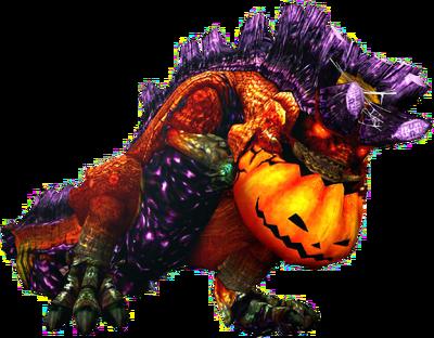 MHXR-Pumpkin Uragaan Render 001