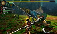 MH4U-Blue Yian Kut-Ku Screenshot 008