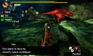 MH4U-Deviljho and Red Khezu Screenshot 001