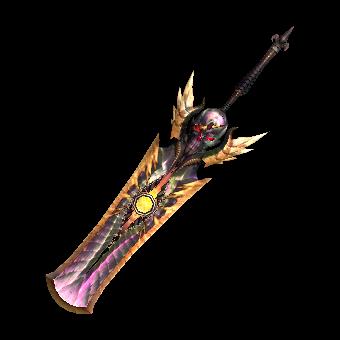MH4U-Great Sword Render 019