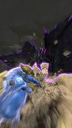 MHSP-Frenzied Gore Magala and Gammoth Screenshot 001