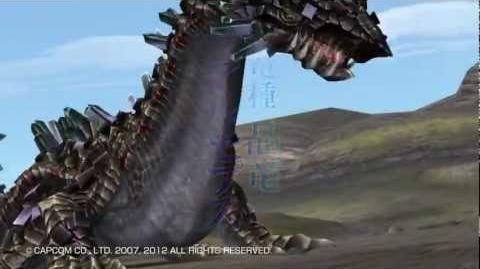 New Monster Hunter Monster - Kuarusepusu