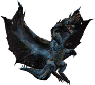MH3U-Alatreon Custom Render 002