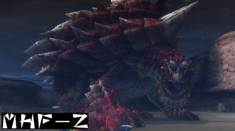 MHF-Z 弩岩竜 オディバトラス