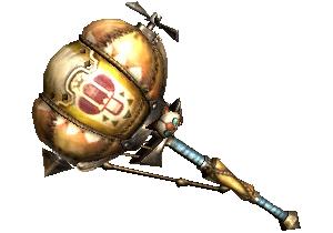 MHGU-Hammer Render 042