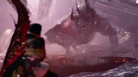 Monster Hunter World - The Beast Descends