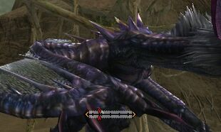 MH4U-Yian Garuga Back Break 001