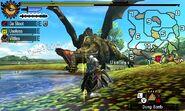 MH4U-Deviljho and Black Gravios Screenshot 003