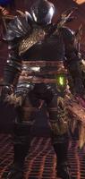 Rathian α Armor (MHW)