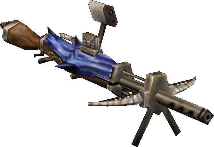 Monster Hunter Freedom 2 Weapons
