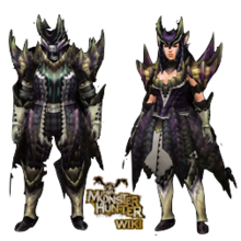 monster hunter world alatreon armor