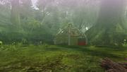 MHFU-Great Forest Screenshot 001