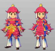 MHST-Kut-Ku Armor Set Render 001